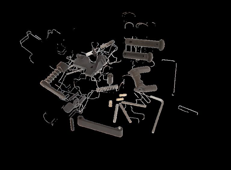 .308 Lower Parts Kit Light