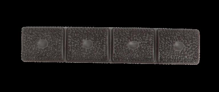 LM8 4-Section Grip Panel, Black