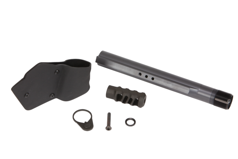 CA Compliant Featureless Rifle Kit 556