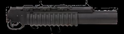 "12"" Rail Mounted M203"